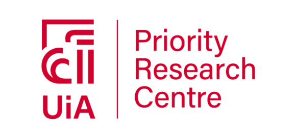 Priority research centre UiA logo